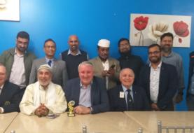 Riverstone Muslim Cemetery Board arranged multifaith Iftar Party in Sydney