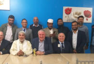 'Riverstone Muslim Cemetery Board arranged multifaith Iftar Party in Sydney'
