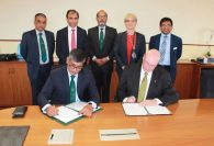 Precious Moment of Signing MoU Between BUP and WSU