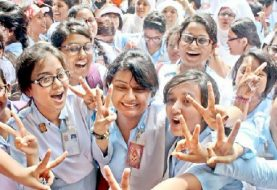 82.87% pass in SSC, equivalent exams